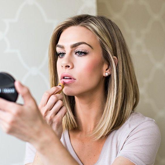 Como Cortar O Cabelo Reto Aprenda A Fazer Blunt Cut Corte