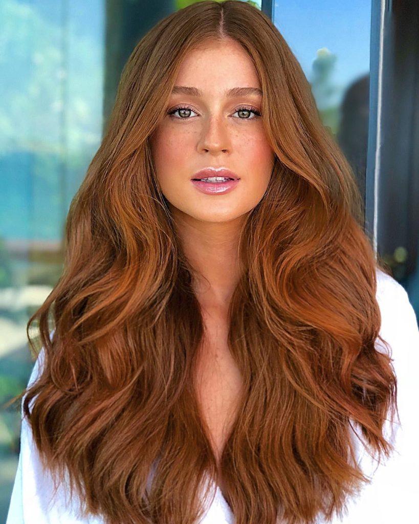 Como tirar o vermelho do cabelo e fazer luzes