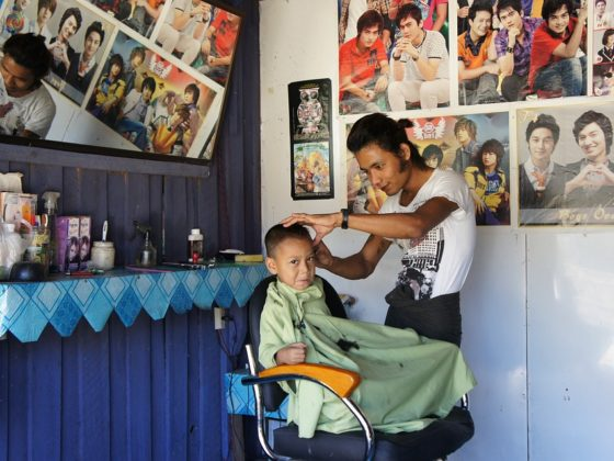 corte de cabelo masculino infantil