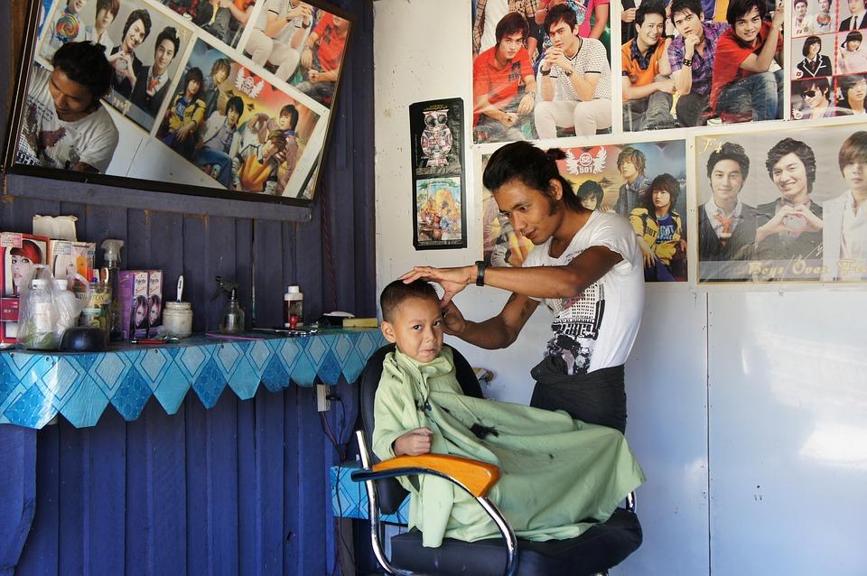 Corte De Cabelo Masculino Infantil Passo A Passo Dicas De